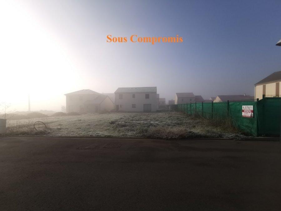 Terrain constructible à Aumetz