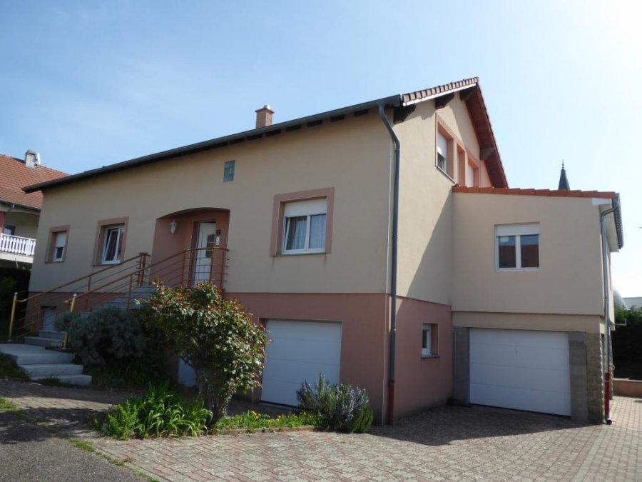 acheter maison individuelle 8 pièces 240 m² farébersviller photo 1