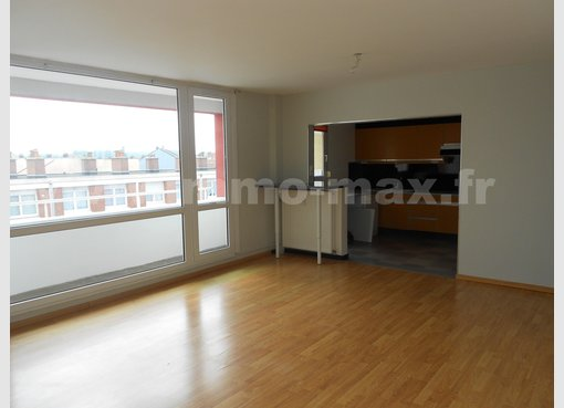 Vente appartement f5 coudekerque branche nord r f for Assurer un garage hors residence