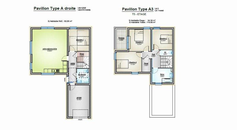 acheter maison 6 pièces 127.55 m² metz photo 2