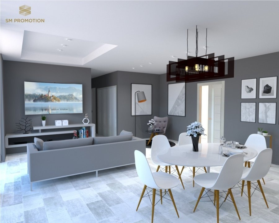 acheter penthouse 2 chambres 82.3 m² luxembourg photo 7