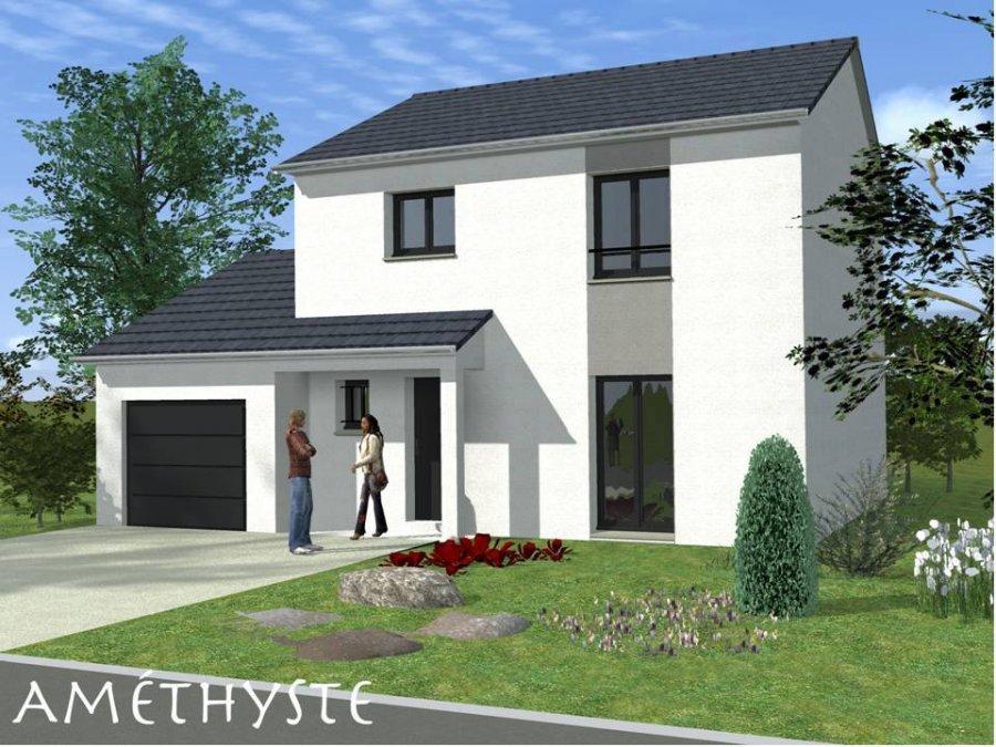 acheter maison 5 pièces 101 m² sainte-marie-aux-chênes photo 1