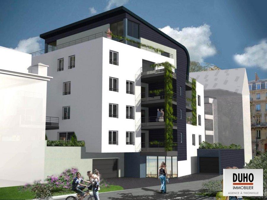 Appartement en vente thionville 93 27 m 322 887 immoregion - Appartement meuble thionville ...