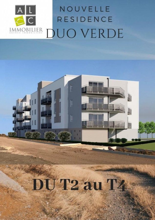 acheter appartement 2 pièces 49.07 m² yutz photo 1