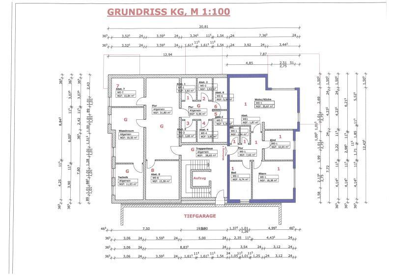 penthouse-wohnung kaufen 4 zimmer 180.27 m² wittlich foto 5