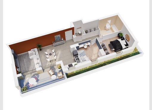 Appartement à vendre F3 à Vantoux (FR) - Réf. 6961106