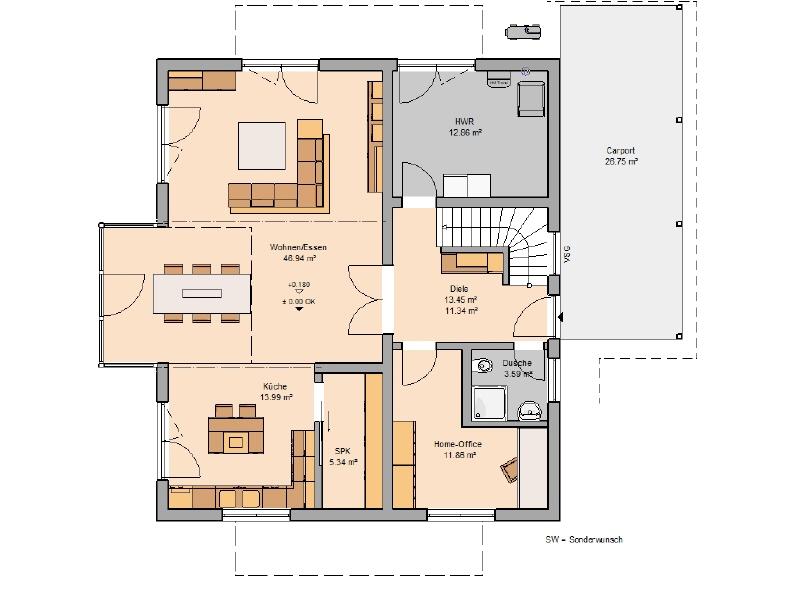 haus kaufen 5 zimmer 192 m² bleialf foto 3