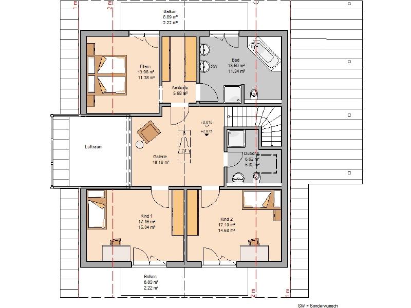 haus kaufen 5 zimmer 192 m² bleialf foto 4