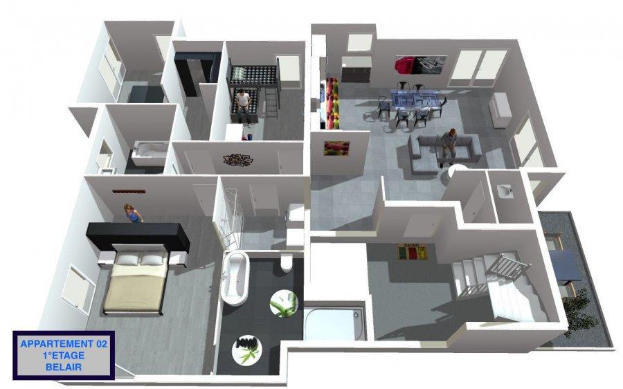 Appartement en vente luxembourg belair 135 m athome for Acheter un appartement en construction