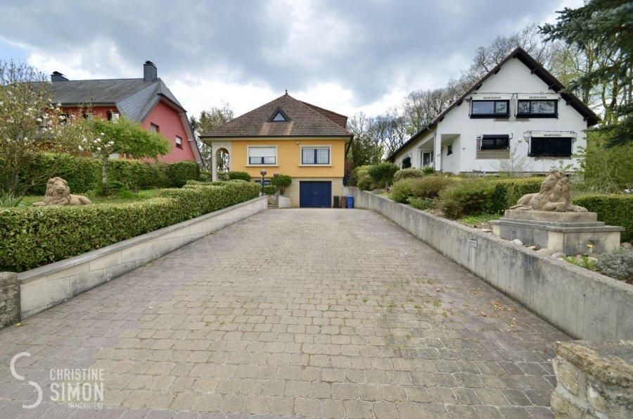 Maison individuelle à vendre 5 chambres à Frisange