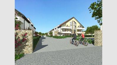 Programme neuf à Woippy , Moselle - Réf. 6936786