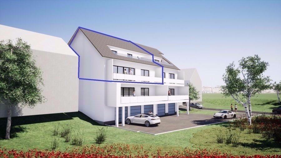 acheter appartement 5 chambres 198.21 m² redange photo 6