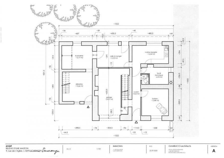 louer maison 5 chambres 145 m² mondorf-les-bains photo 2