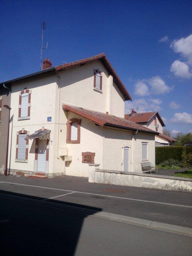Maison à vendre F4 à Mont bonvillers