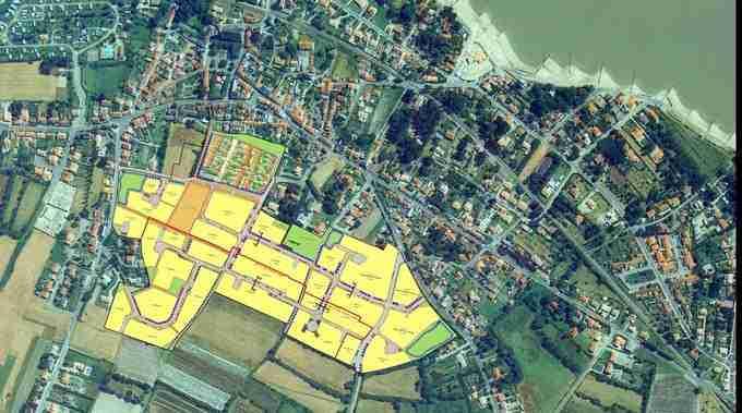 acheter terrain constructible 0 pièce 353 m² les moutiers-en-retz photo 1