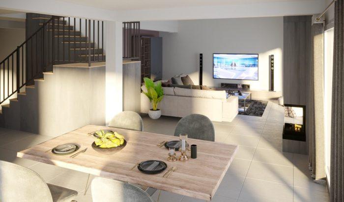 acheter maison 4 pièces 97 m² les étangs photo 3