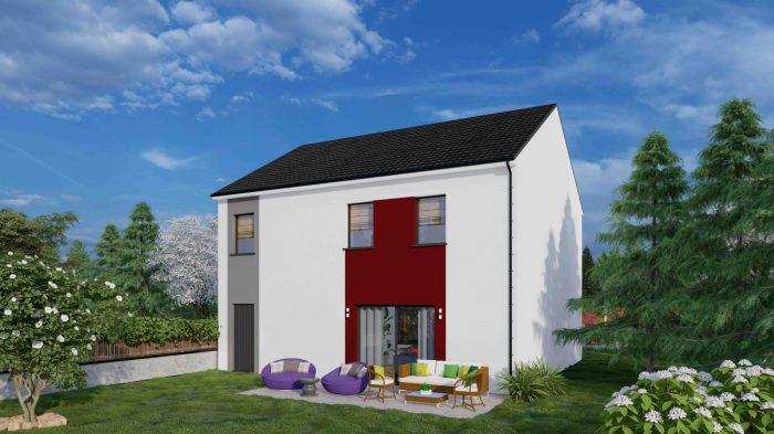 acheter maison 4 pièces 97 m² les étangs photo 2