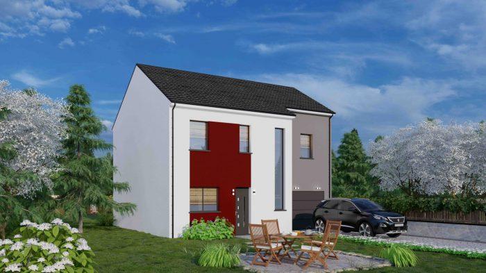 acheter maison 4 pièces 97 m² les étangs photo 1