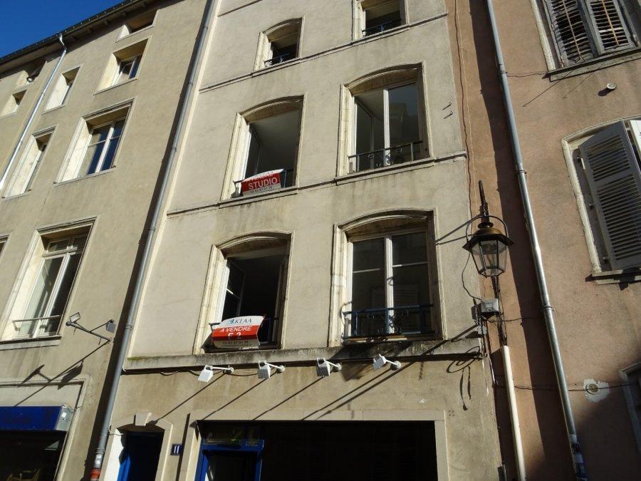 Studio à vendre F1 à Nancy-Ville vieille - Léopold