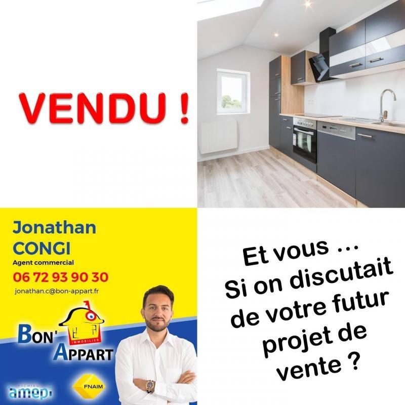 acheter appartement 3 pièces 65 m² moyeuvre-grande photo 1
