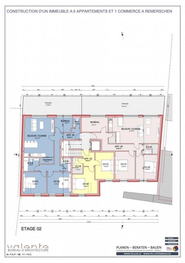 Wohnung Kaufen 3 Schlafzimmer 119.8 M² Remerschen Foto 3