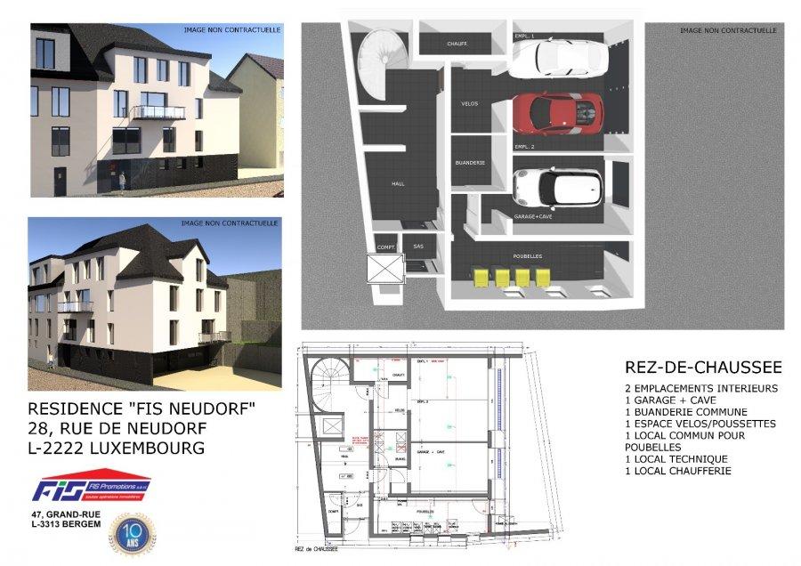 Appartement à vendre 1 chambre à Luxembourg-Neudorf
