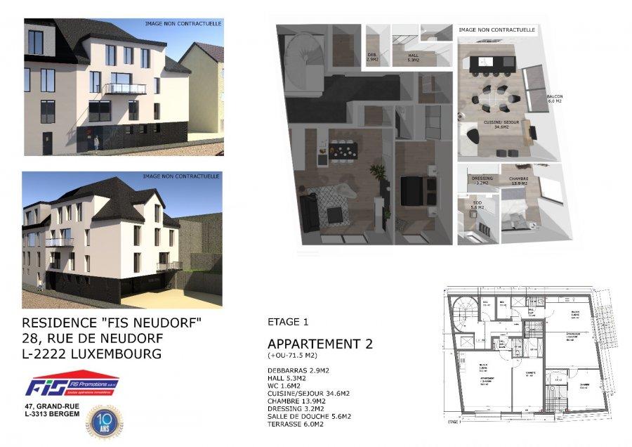 Résidence à vendre à Luxembourg-Neudorf