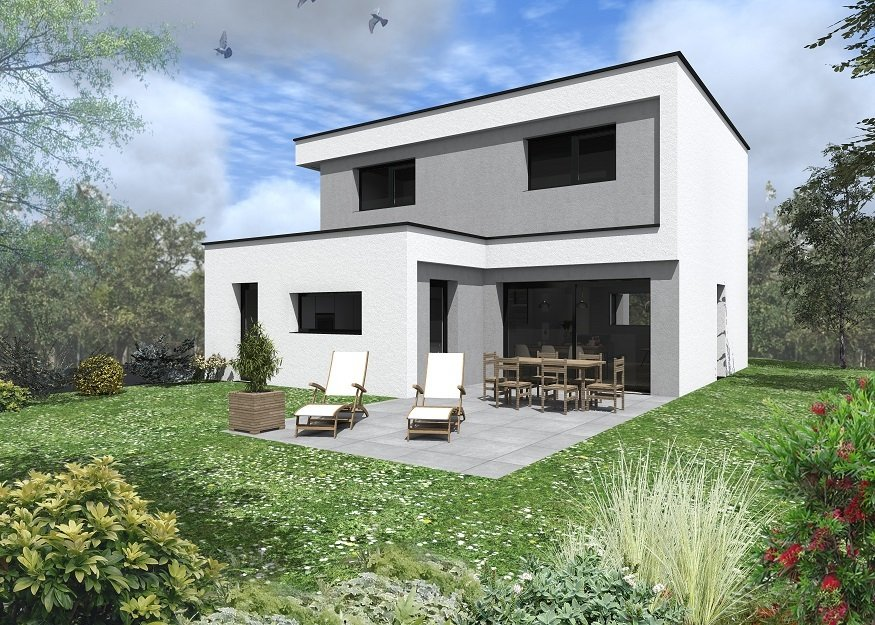 acheter maison individuelle 6 pièces 140 m² hettange-grande photo 1