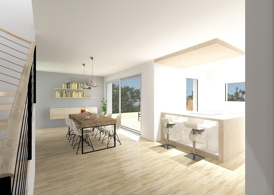 acheter maison individuelle 6 pièces 140 m² hettange-grande photo 3