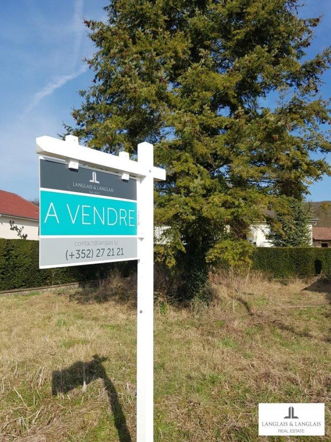 Terrain constructible à vendre à Mensdorf