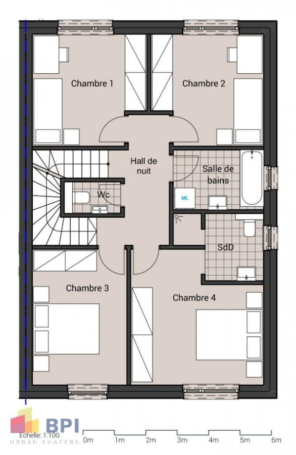acheter maison 4 chambres 203 m² mertert photo 5