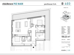 Penthouse à vendre 3 Chambres à Luxembourg-Gasperich - Réf. 5158626