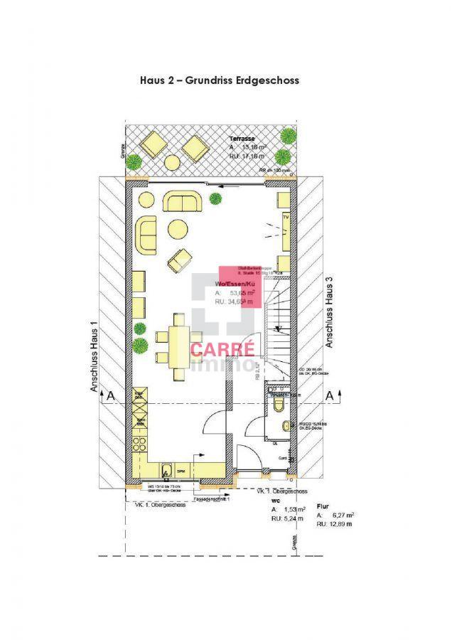 acheter maison mitoyenne 4 chambres 178 m² dudelange photo 3
