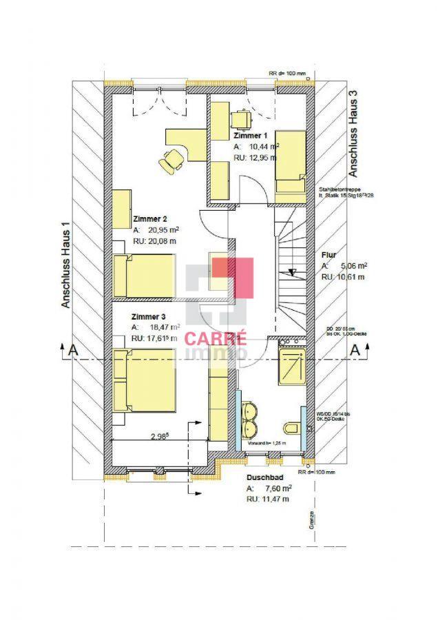 acheter maison mitoyenne 4 chambres 178 m² dudelange photo 4