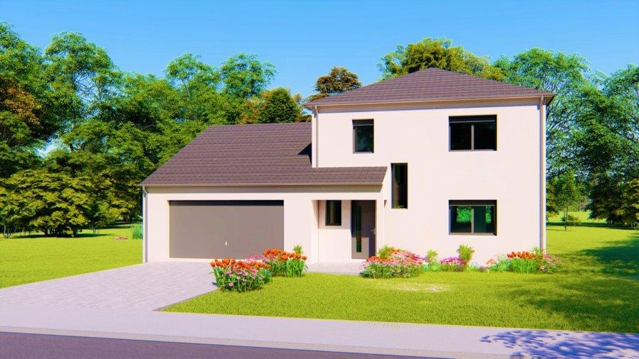 Maison individuelle à vendre F6 à Beyren-lès-Sierck
