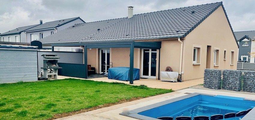 acheter maison 6 pièces 107.99 m² ottange photo 1