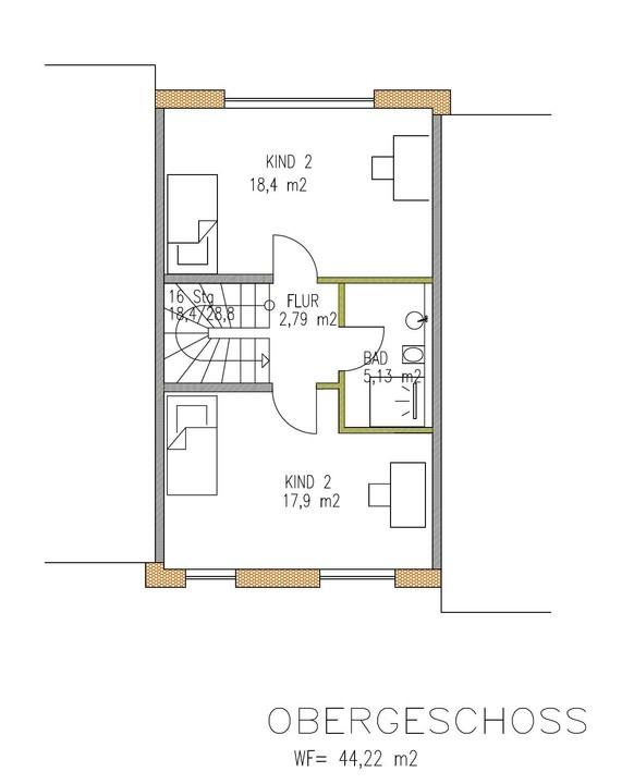 haus kaufen 4 zimmer 96.96 m² trier foto 3