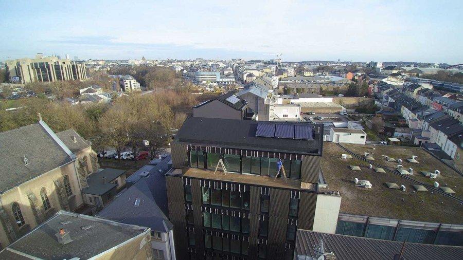 Penthouse à louer 3 chambres à Luxembourg-Hollerich