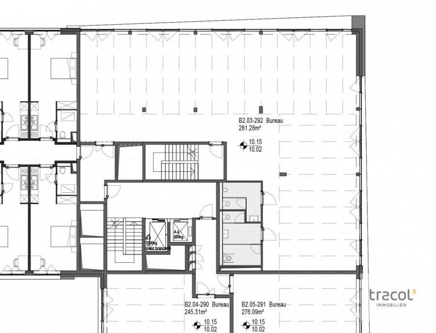 acheter bureau 0 chambre 281.28 m² belval photo 4