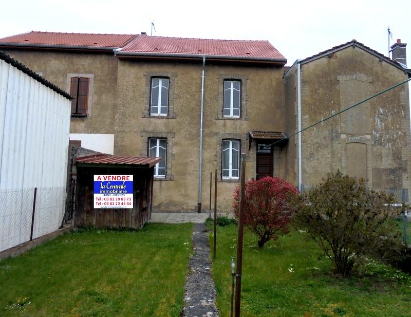 acheter maison mitoyenne 5 pièces 113 m² labry photo 1