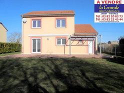Maison individuelle à vendre F5 à Jarny - Réf. 4992482