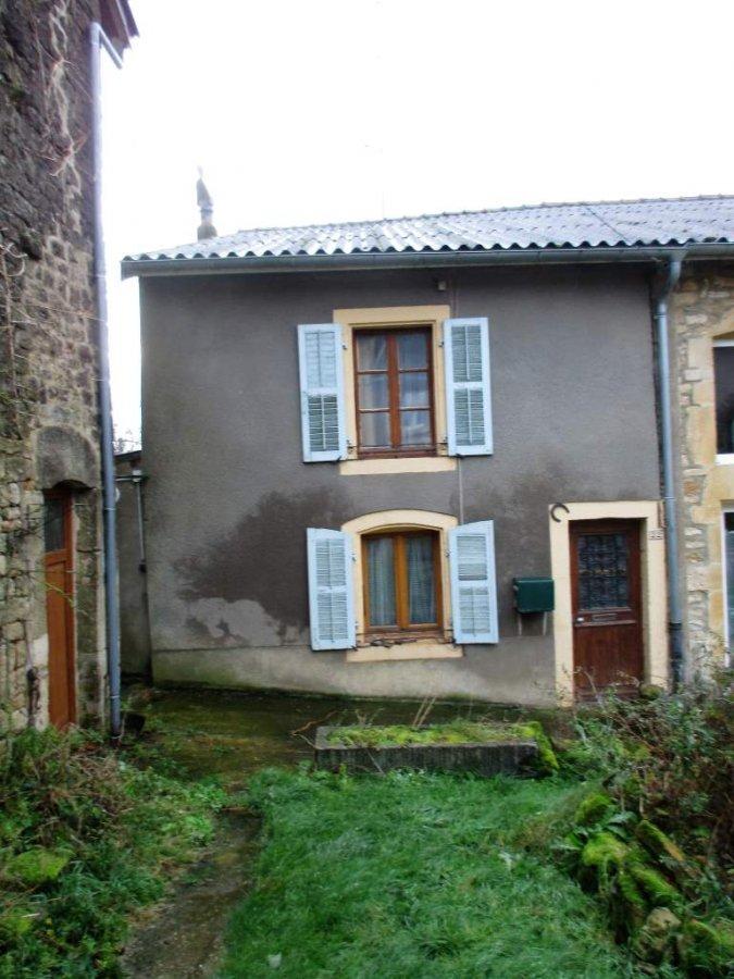 Maison à vendre F4 à Montmedy