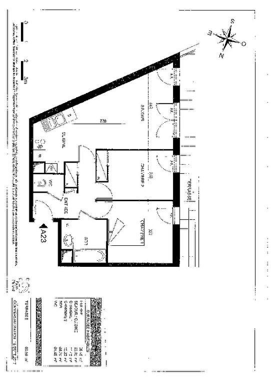 acheter ids_global_subimmotype_apartment 3 pièces 58 m² sainte-luce-sur-loire photo 2