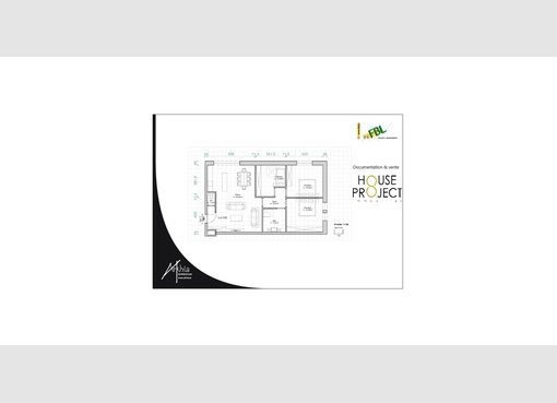 Appartement à vendre 3 Chambres à Rodange (LU) - Réf. 7032802
