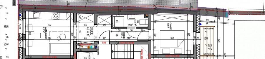 acheter appartement 1 chambre 40.14 m² dudelange photo 4