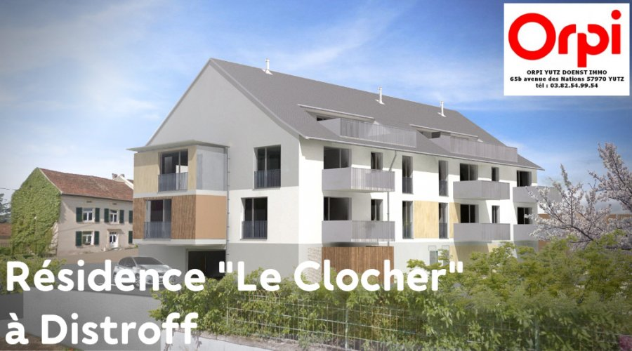 acheter appartement 3 pièces 72.1 m² distroff photo 2