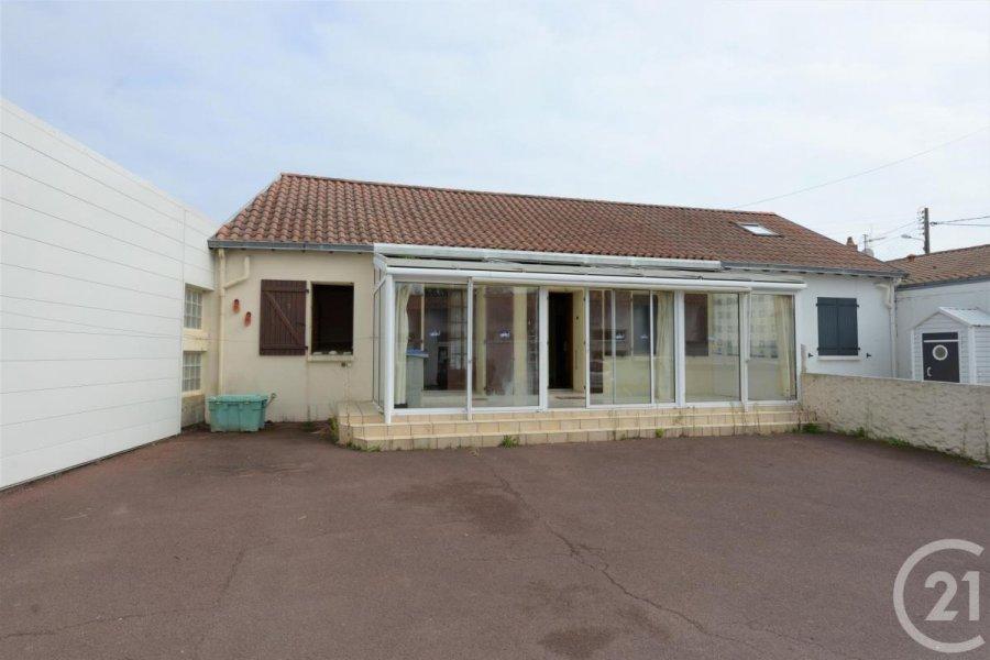 acheter maison mitoyenne 4 pièces 77 m² la tranche-sur-mer photo 1