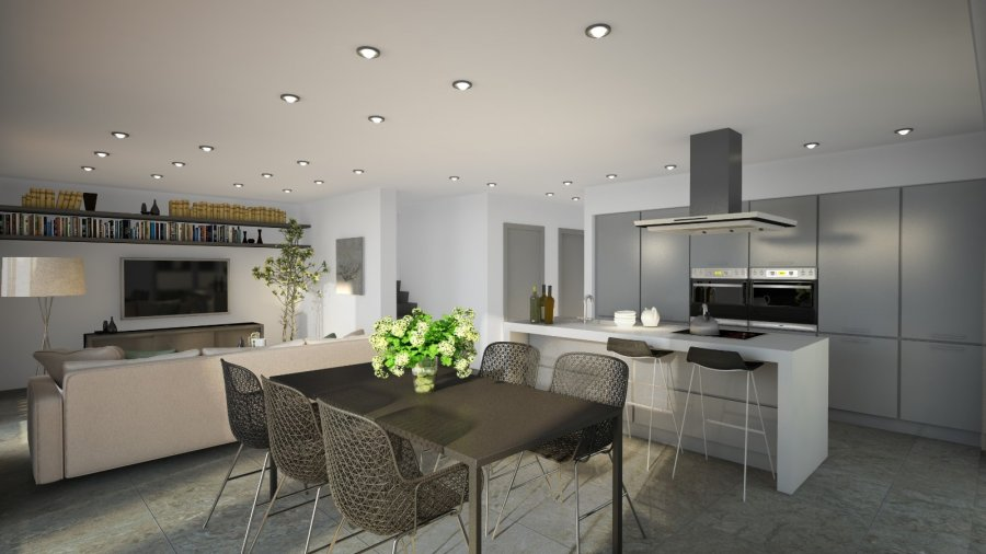 Duplex à vendre 3 chambres à Belval