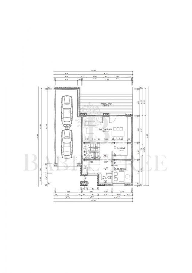 acheter maison jumelée 4 chambres 180 m² berdorf photo 3