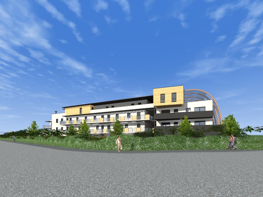 acheter appartement 3 pièces 67.5 m² ay-sur-moselle photo 1